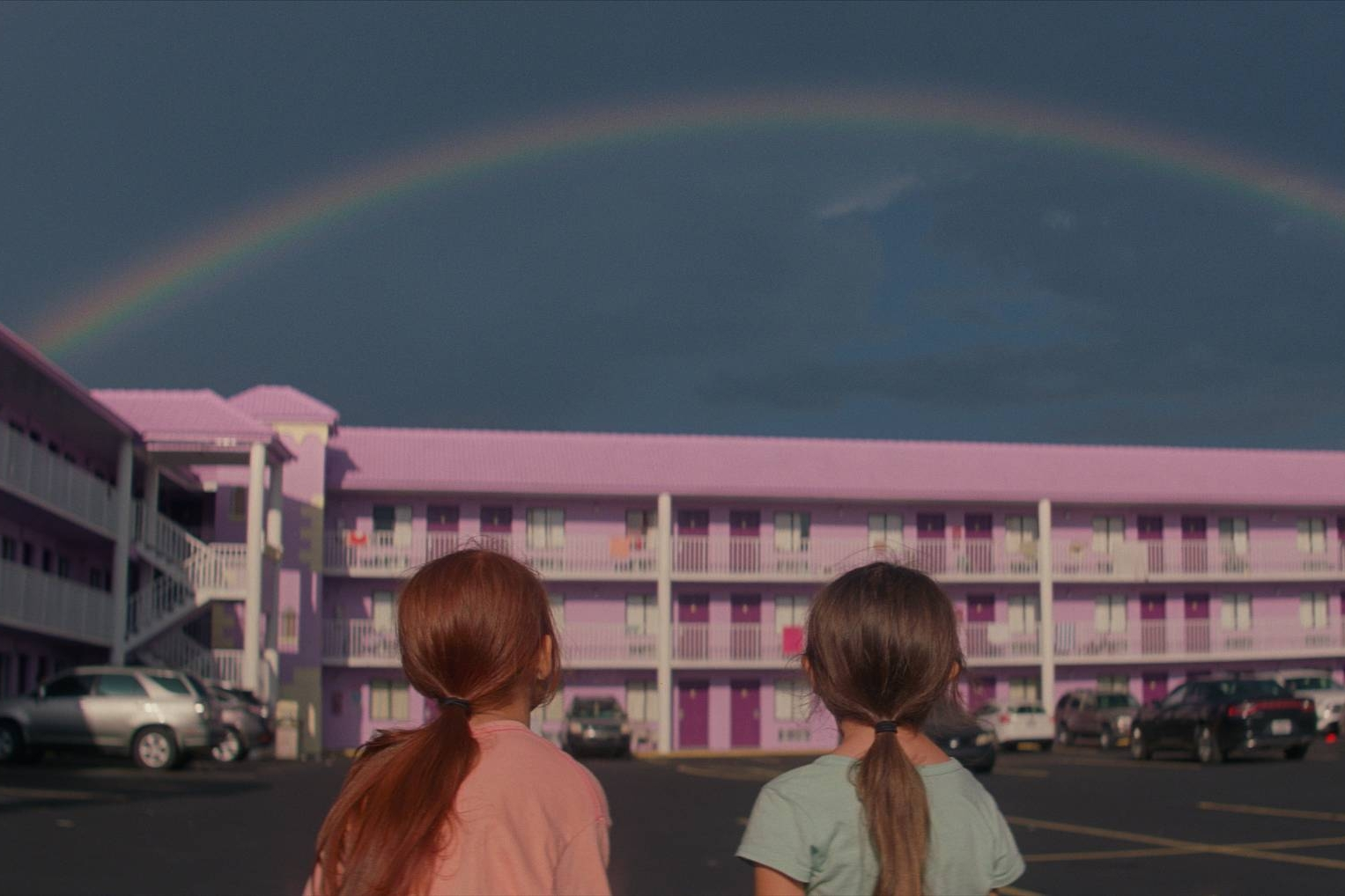 The Florida Project (2017) - Directed by: Sean BakerWritten by: Sean Baker & Chris Bergoch