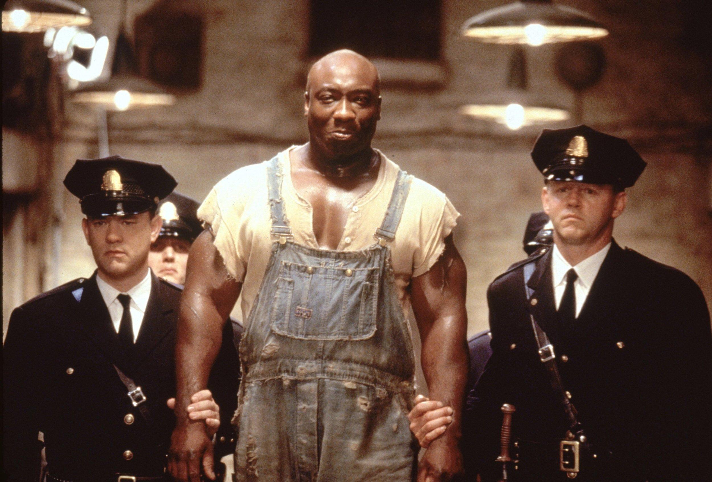 The Green Mile (1999) - Directed by: Frank DarabontWritten by: Stephen King (novel) & Frank Darabont