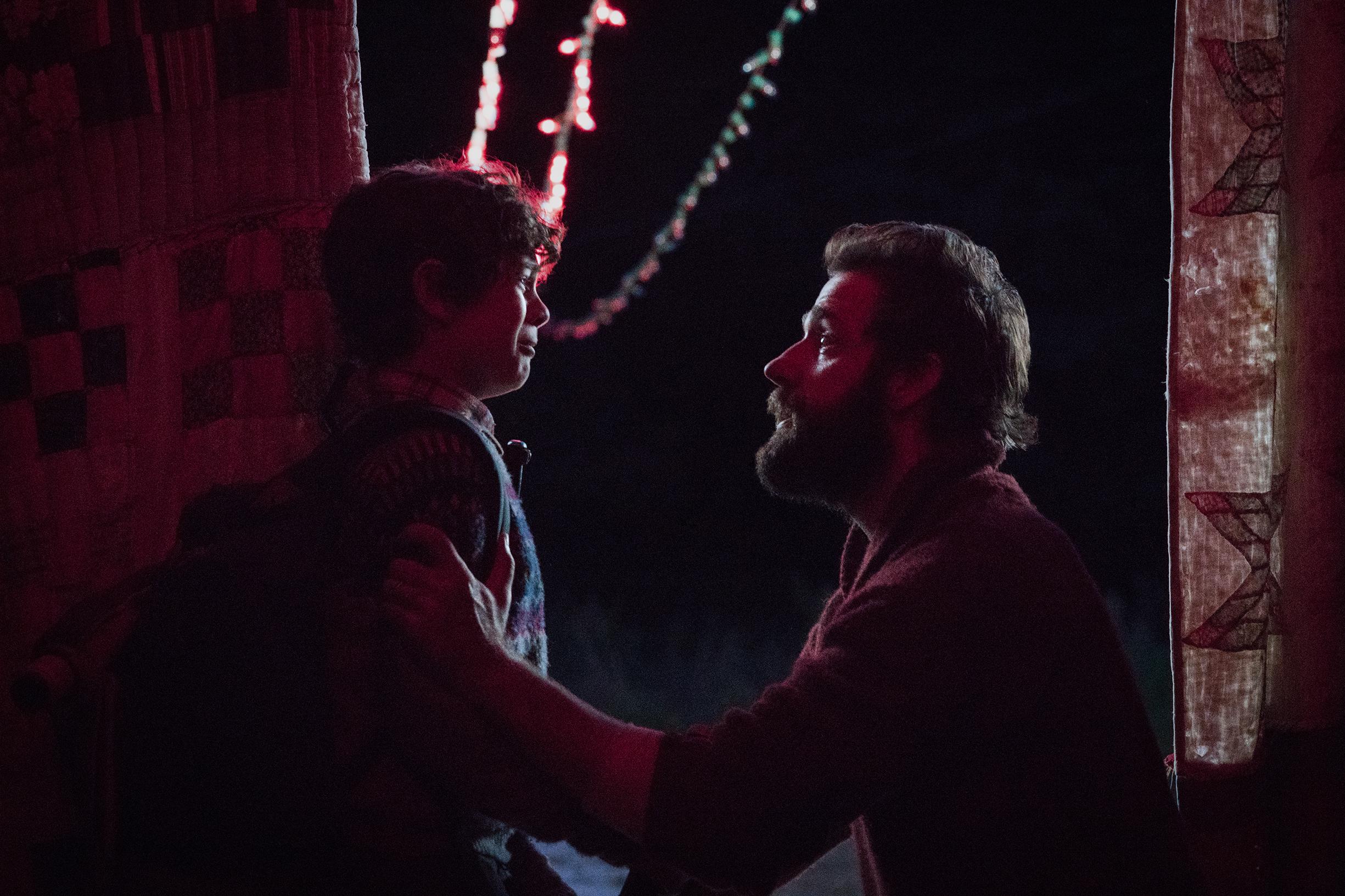 A Quiet Place (2018) - Directed by: John KrasinskiWritten by: Bryan Woods, Scott Beck & John Krasinski
