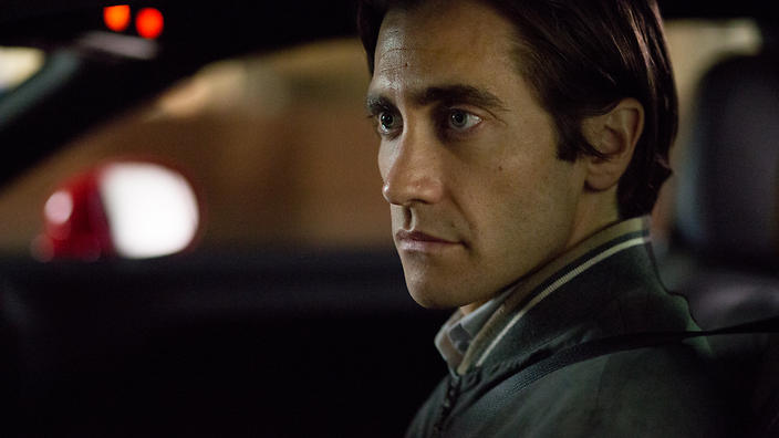 Nightcrawler (2014) - Directed by: Dan GilroyWritten by: Dan Gilroy