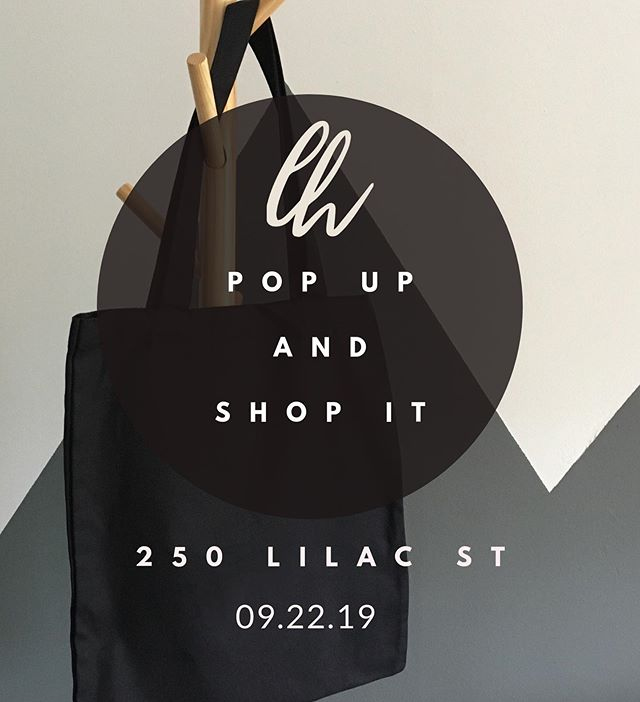 Get ready to shop! We're having a pop up shop with some local vendors this Sunday the 22nd @lineagehouse. Join us from 12-5 for a collective of vintage and new.ya