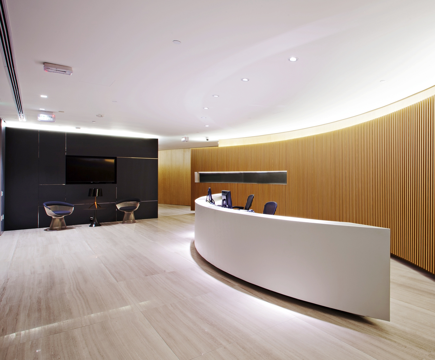 financial services company -