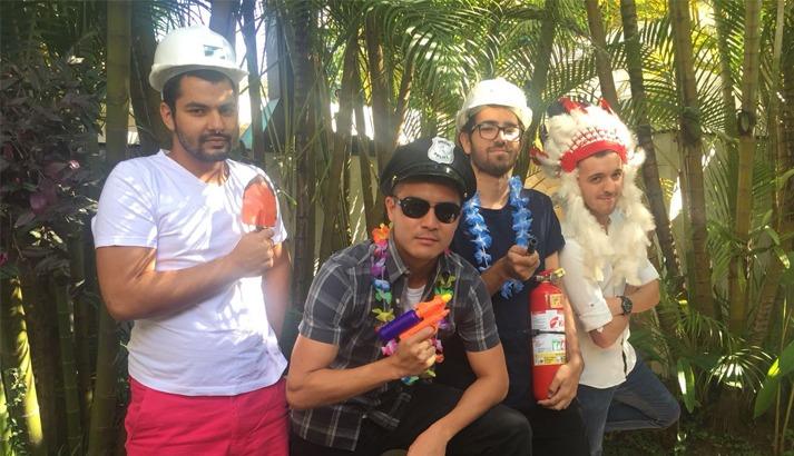 Carnaval na Pitá