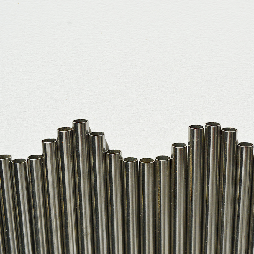 REUSABLES - Stainless steel, glass or bamboo - these straws are perfect when used in a deposit system or a closed venue!
