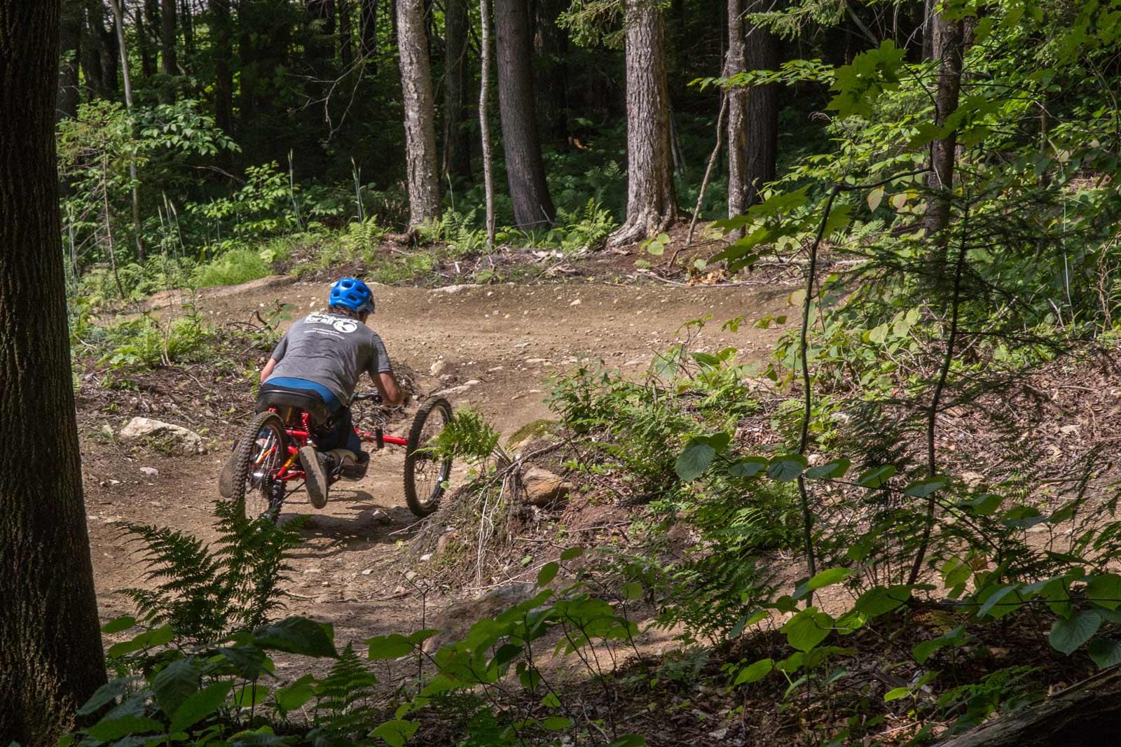 Mountain Biking Program -