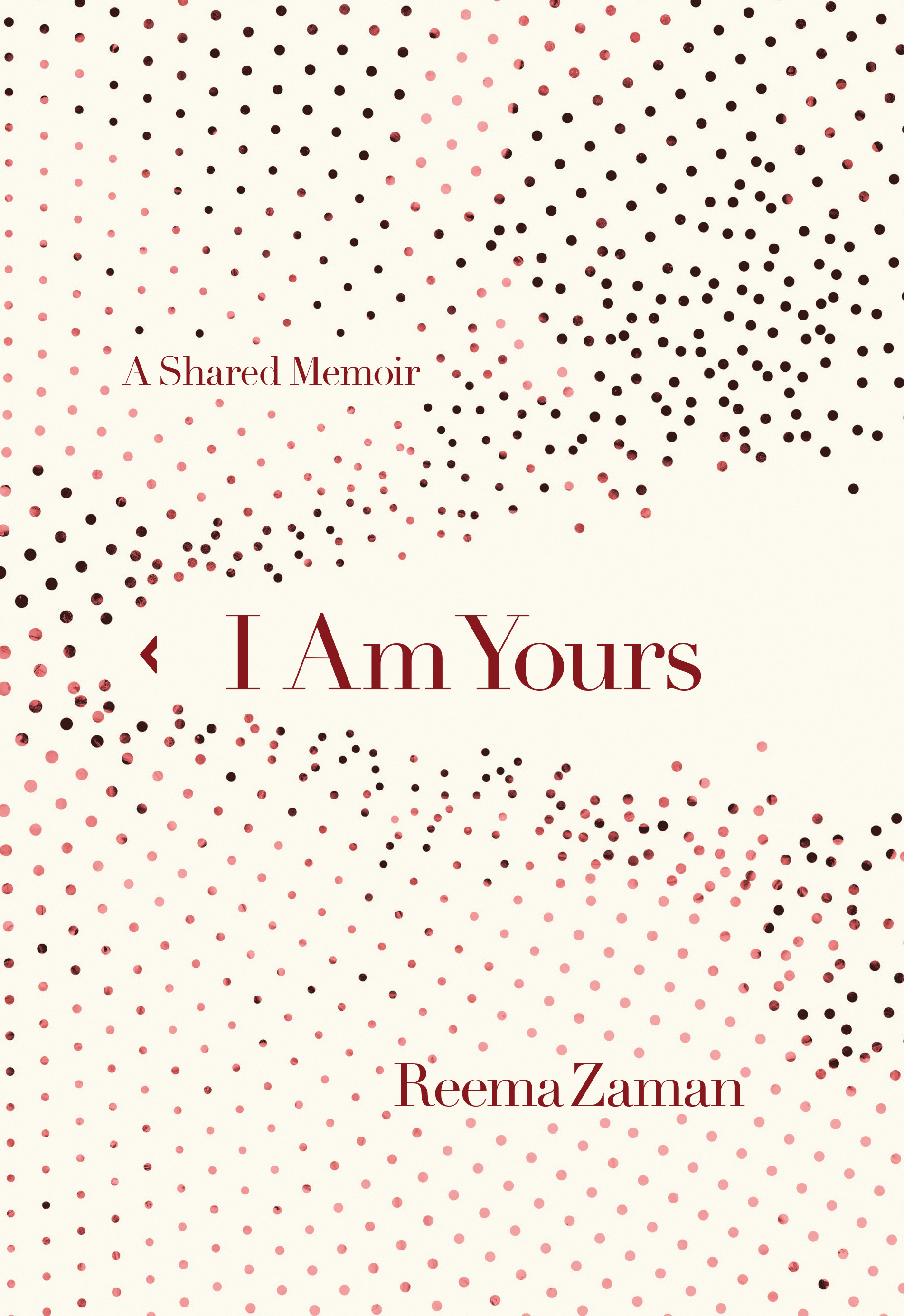 Zaman Reema I AM YOURS 2D cover 2nd prt.jpg
