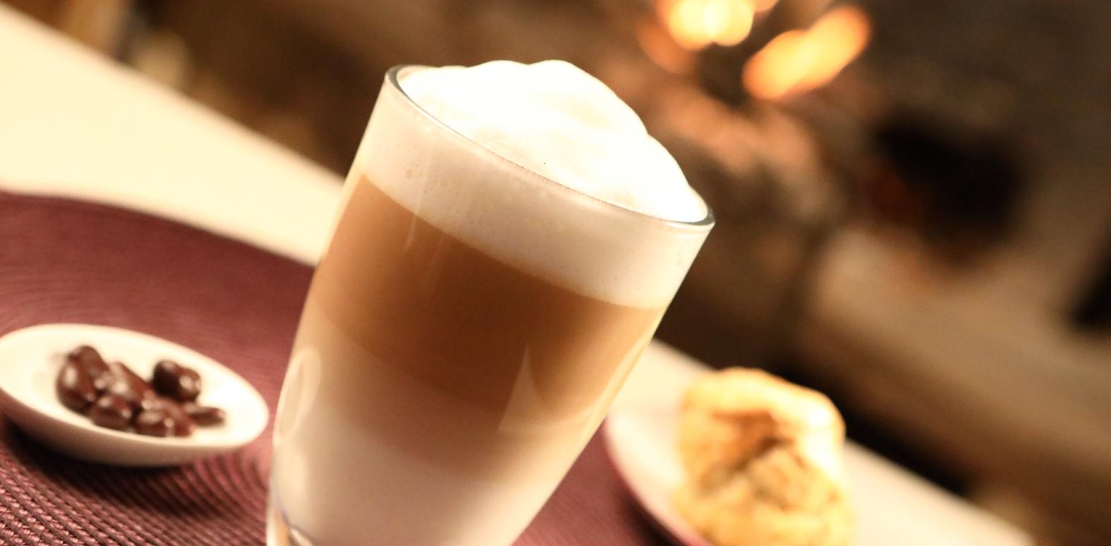 boissons - café latte macchiato