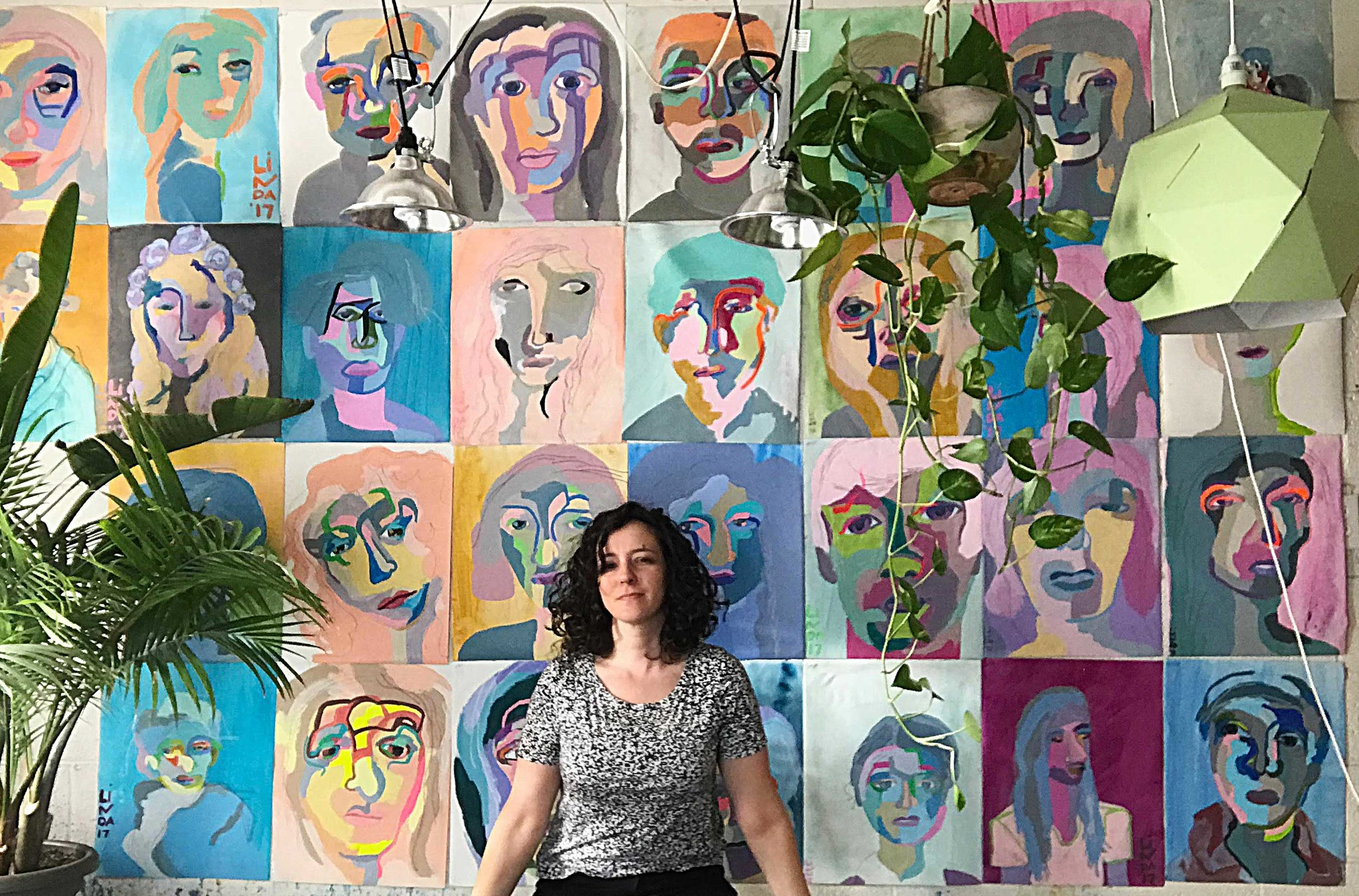Detroit based Contemporary Expressionism Painter | Buy original art online