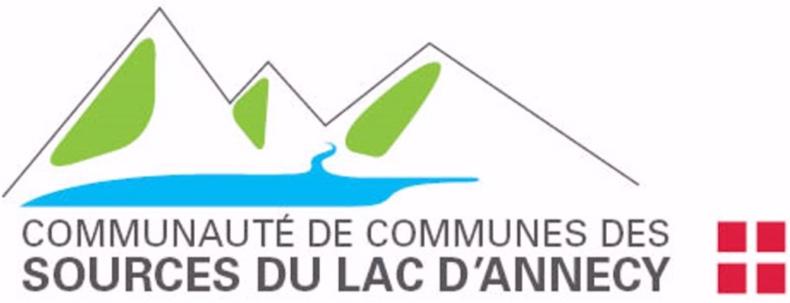 Communauté de commune des Sources du Lac d'Annecy