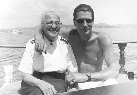 Herman Brood & Majoor Bosshardt