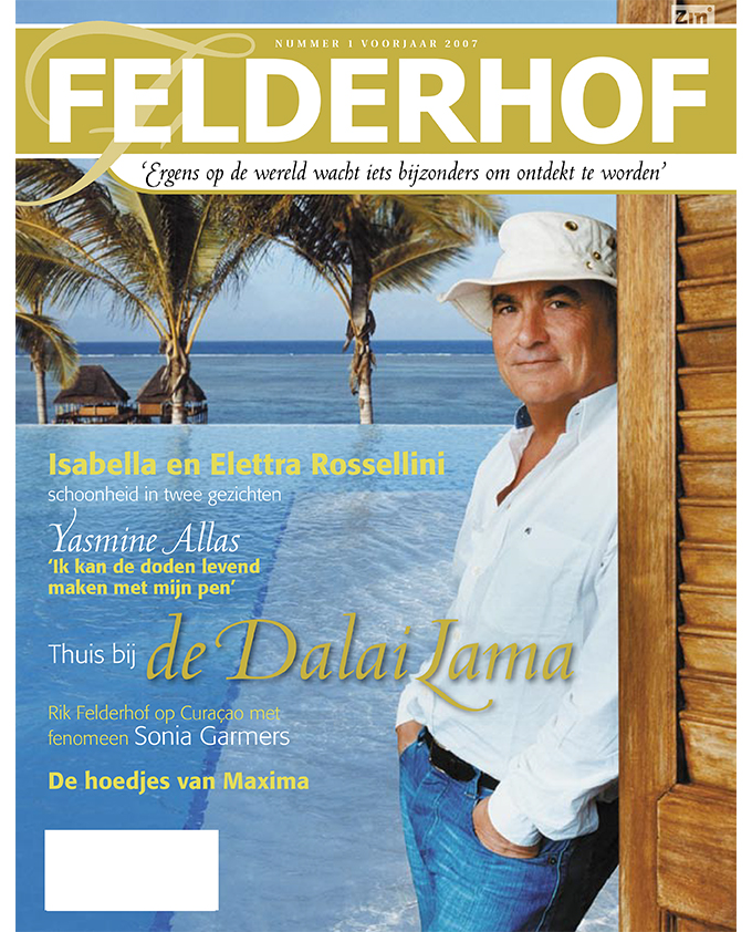 Felderhof cover 1