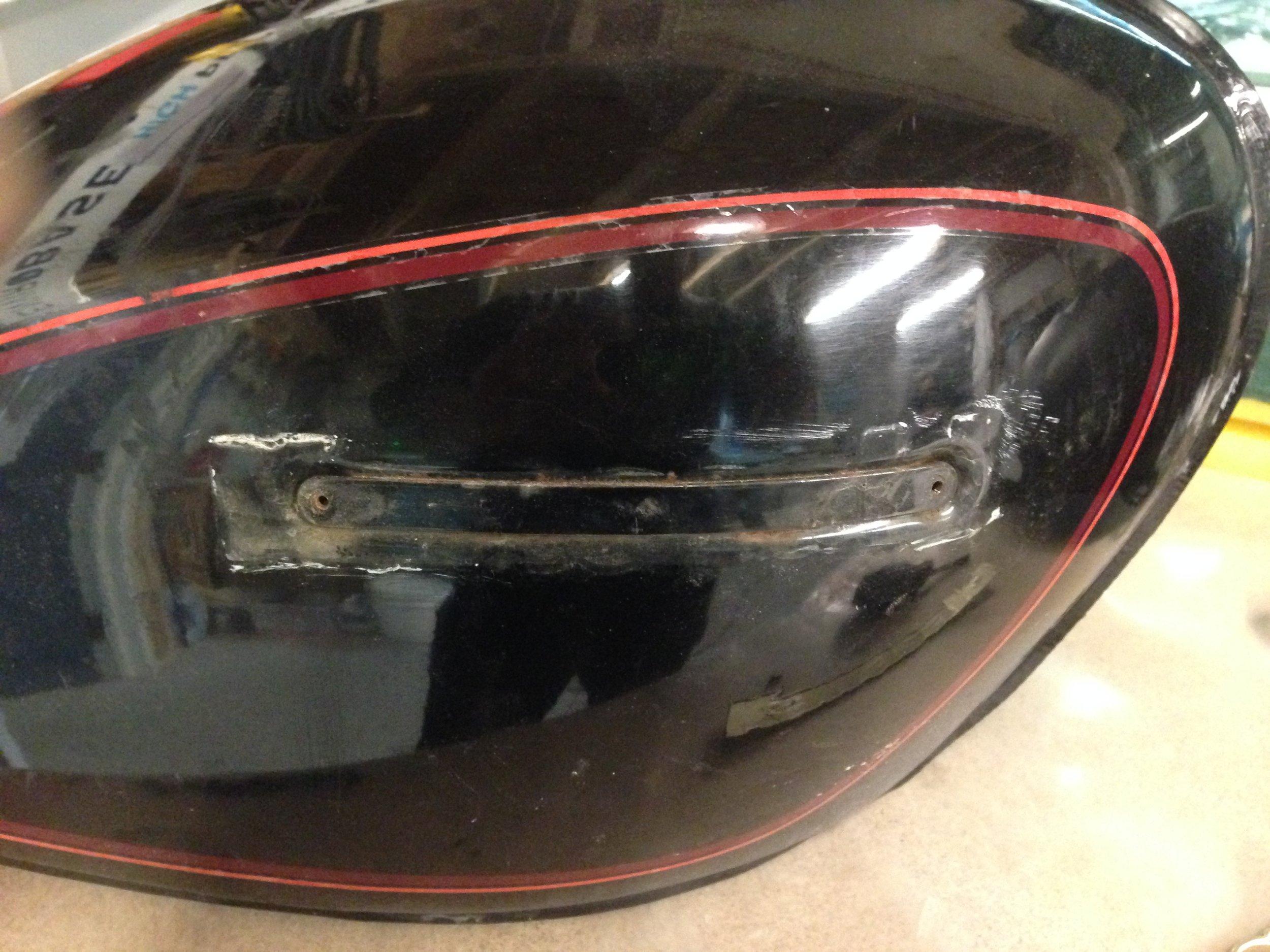 Sketchs Ink Custom Motorcycle Harley Ottawa Paint Repair