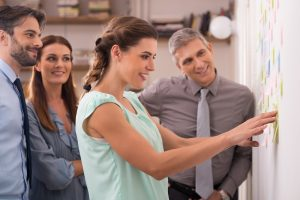 Team Builder Gratitude at Work - McGeachy Consulting