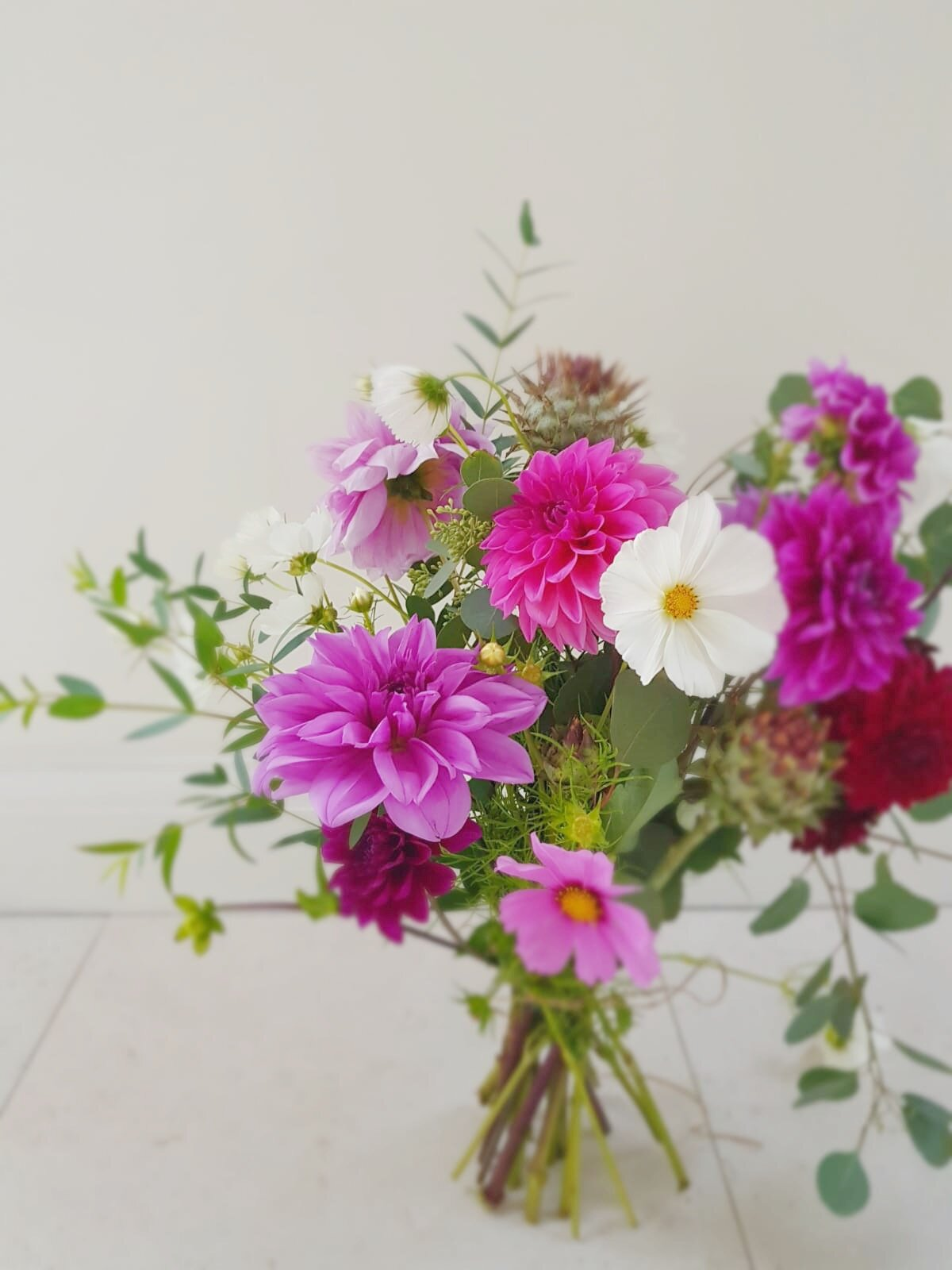 Subscription flowers - August 2019