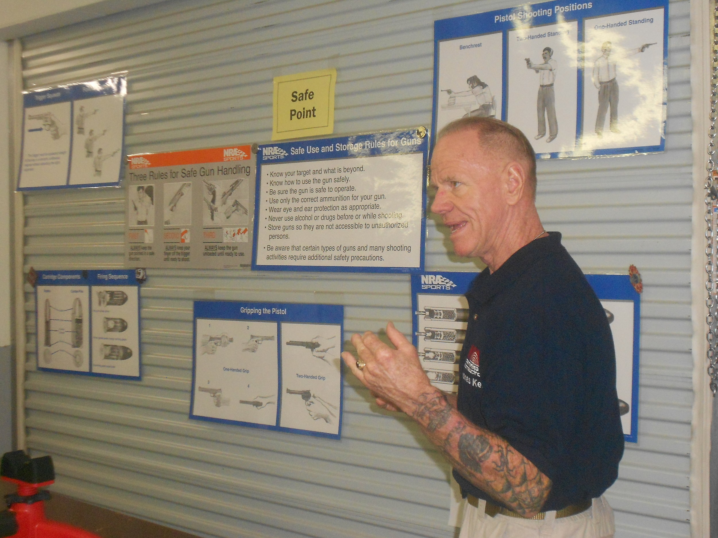 Thomas Kelly - Vice PresidentLead TrainerContract Training ExpertMachinist