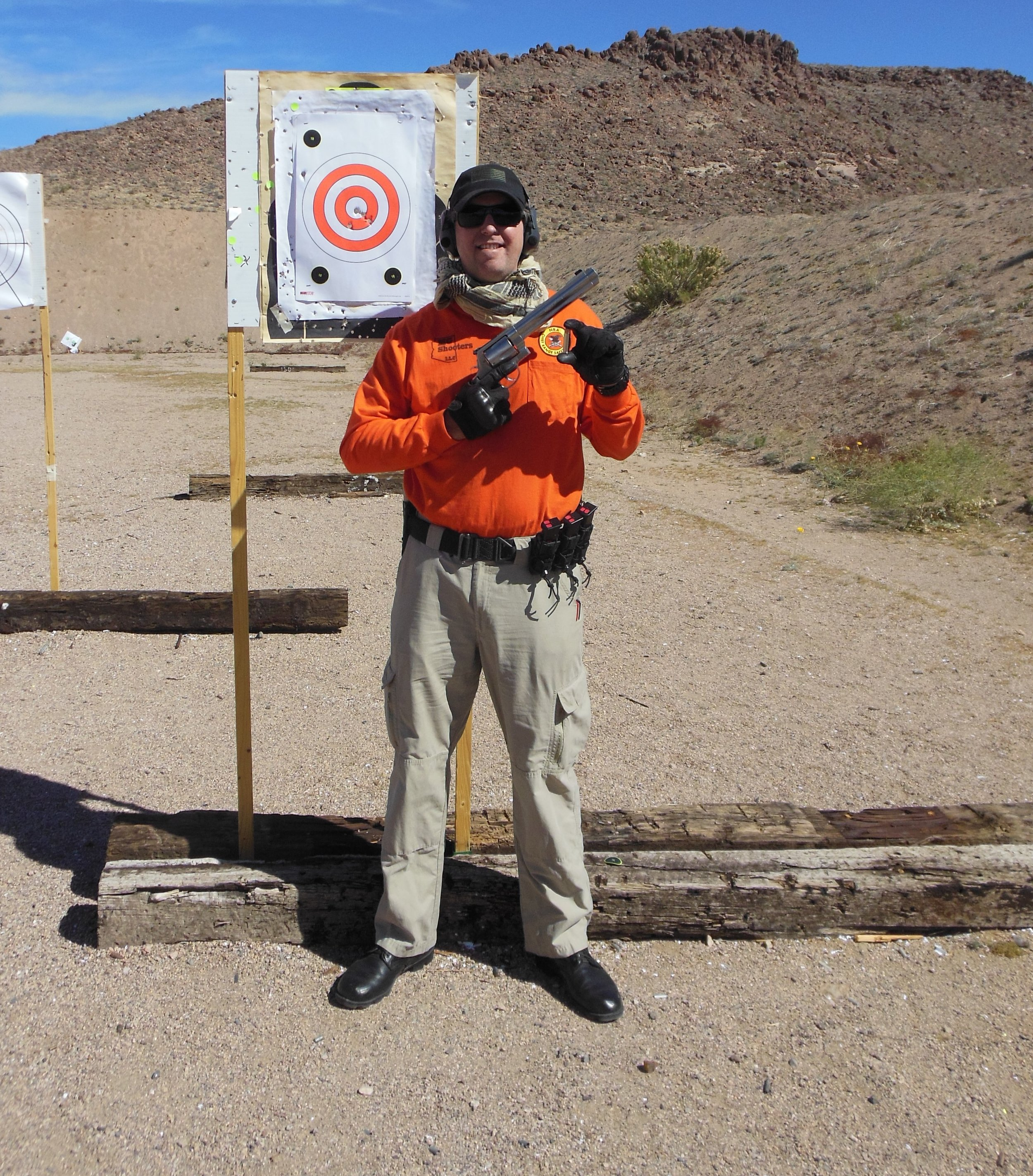 Mike Claessens - Firearms Expert and Technician