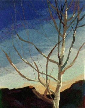 "Colorado Winter Morning  42""x55""    Private Collection"