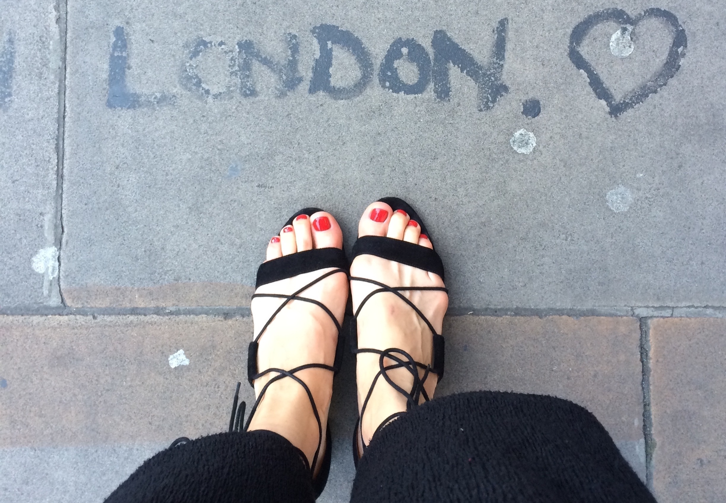 HAPPY FEET - Keeping London moving one foot at a time— See what our past clients have said and what to expect from our renowned Medical Pedicure