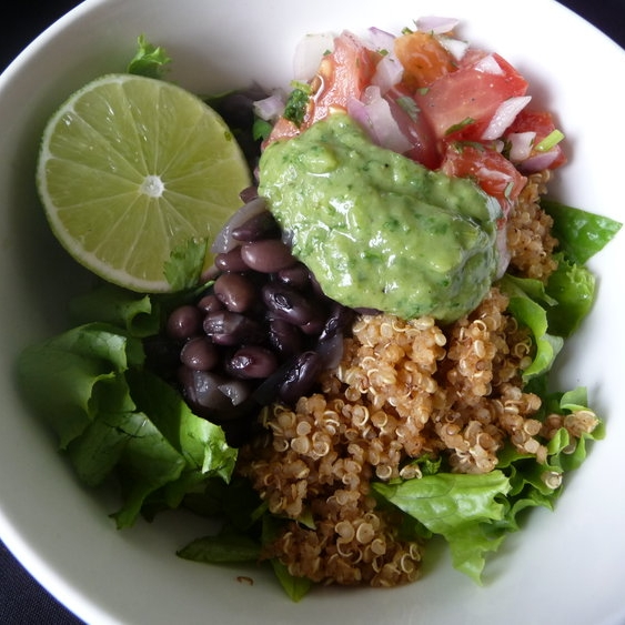 Entree Power Bowls - For lunch, dinner, or whenever healthy, nutritious dishes celebrating the fresh flavors