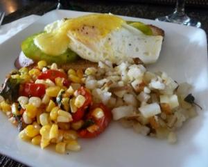 Farmer's Market Breakfast