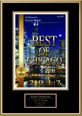 Chicago Reader Best of Chicago 2017