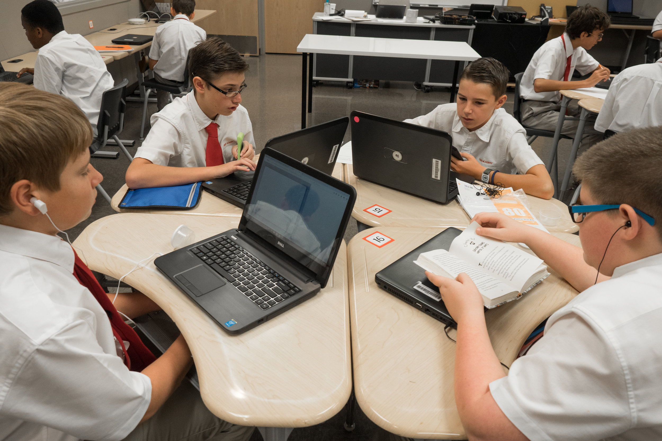 Christ Academy Technology Plan Update Immersive Windows 10 Laptops
