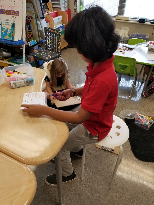 Flexible-Seating-1st-Grade-Innovative-Classroom-Christ-Academy-Wichita-Falls-TX