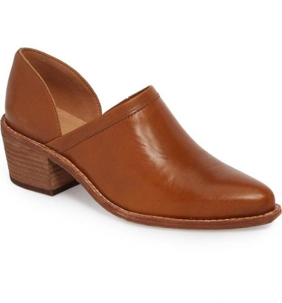 Neutral Bootie - This color is a must-have for Fall. I think of it as a neutral because it can go with so many color combinations…denim, black, green, wine. Click photo to see more!