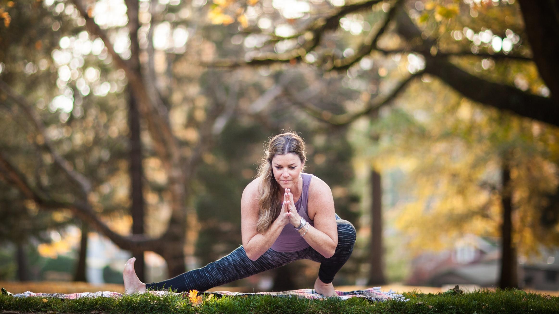 Margo Lightburn Yoga