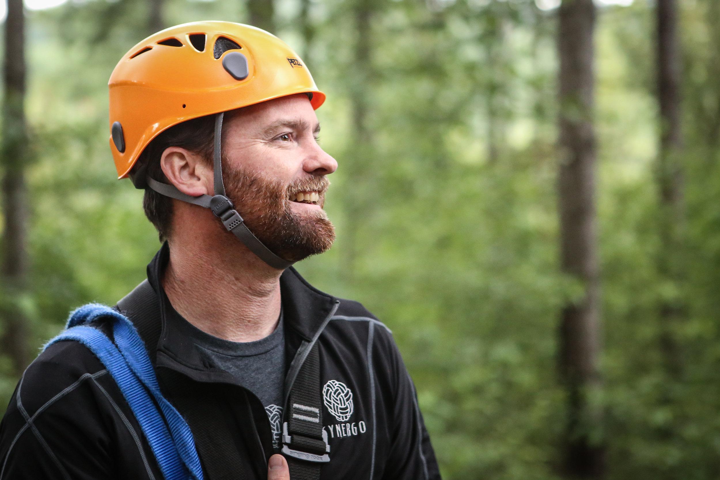 Zipline Oregon - Pumpkin Ridge Zip Tour
