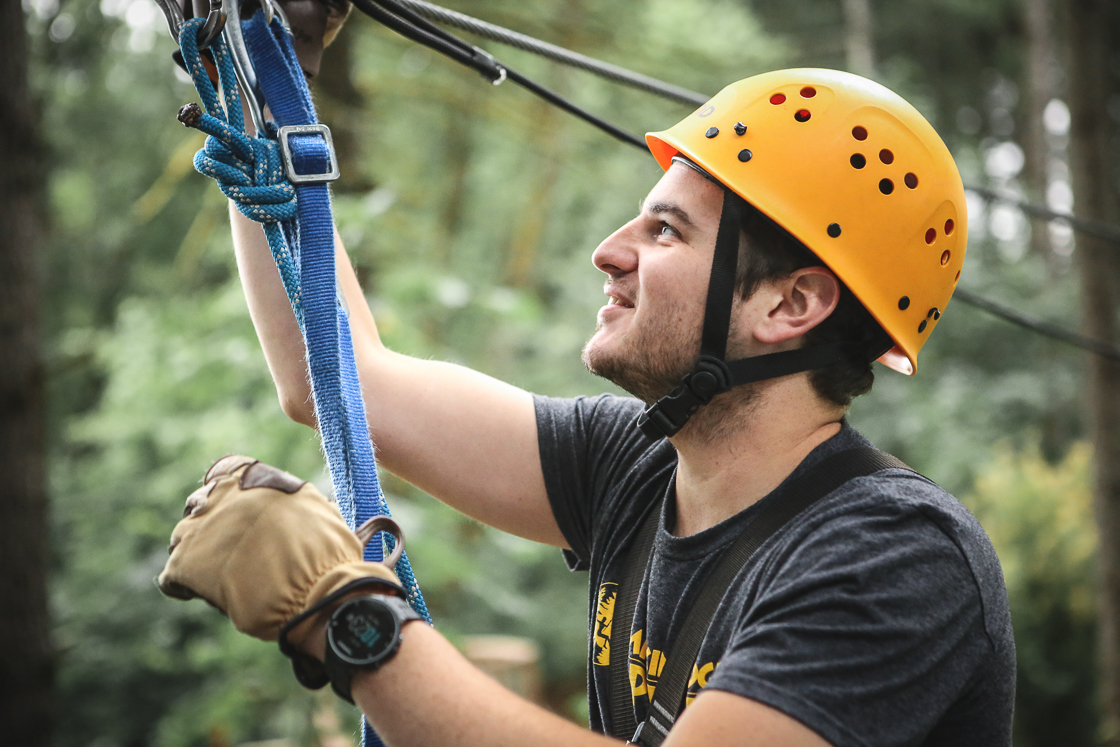 San Juan Island, zipline near Seattle, Washington outside Friday Harbor.jpg