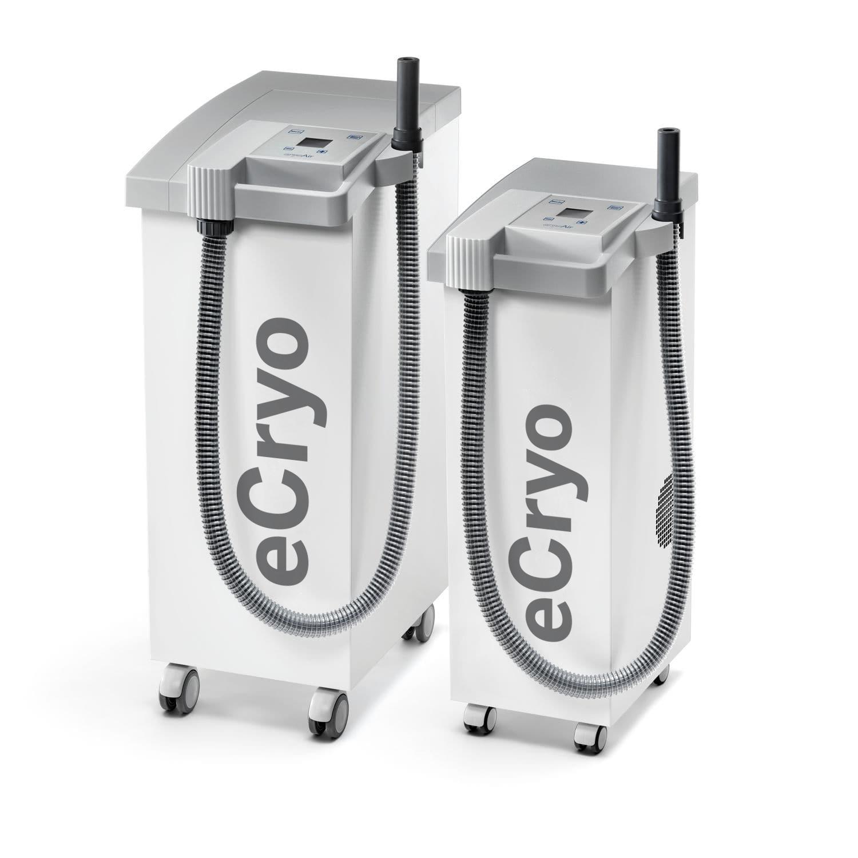ECRYO C600 (Left Image) and ECRYO MINI PREMIUM -32 (Right Image)
