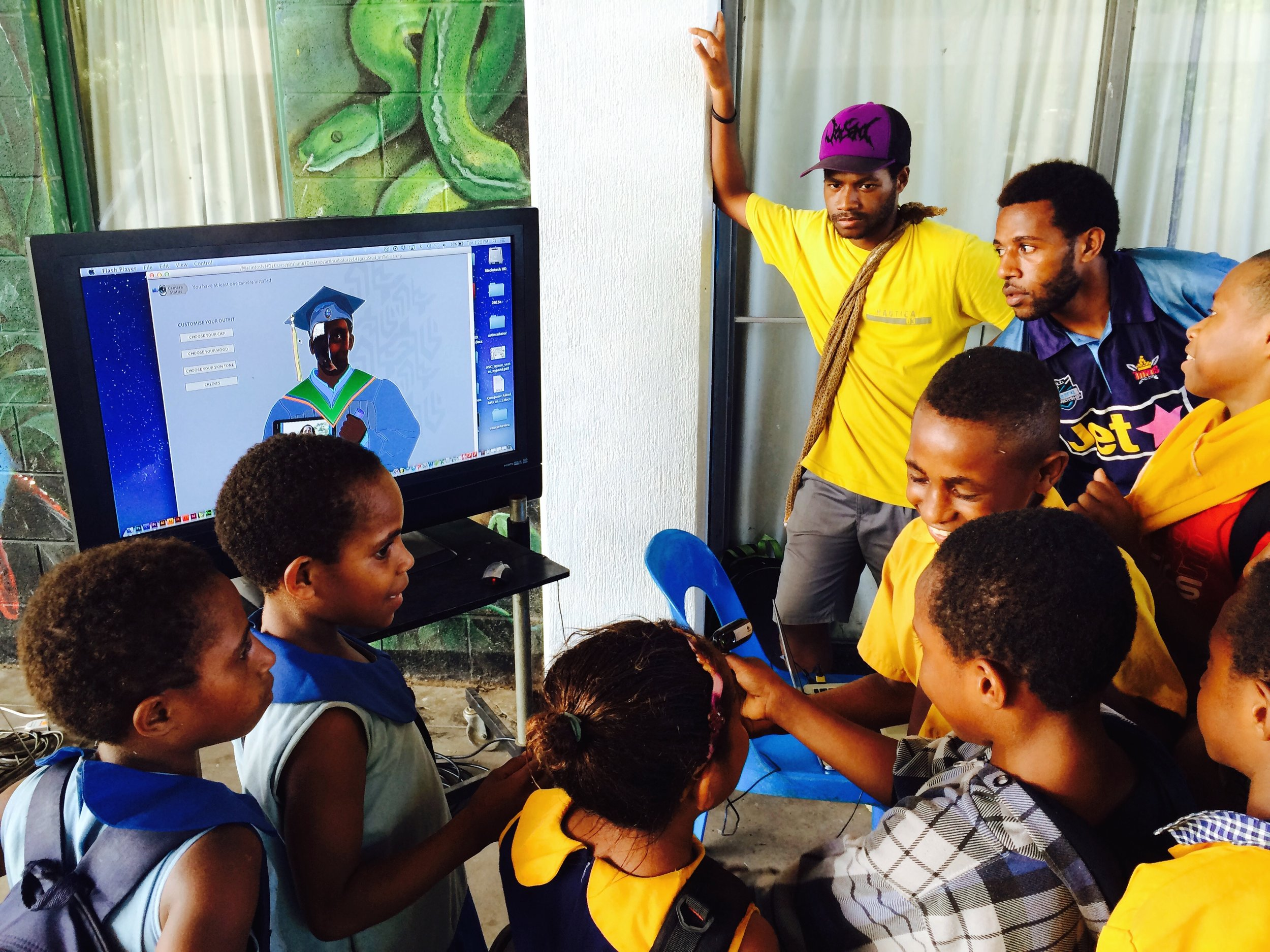 AAI - Port Moresby, Papua New Guinea