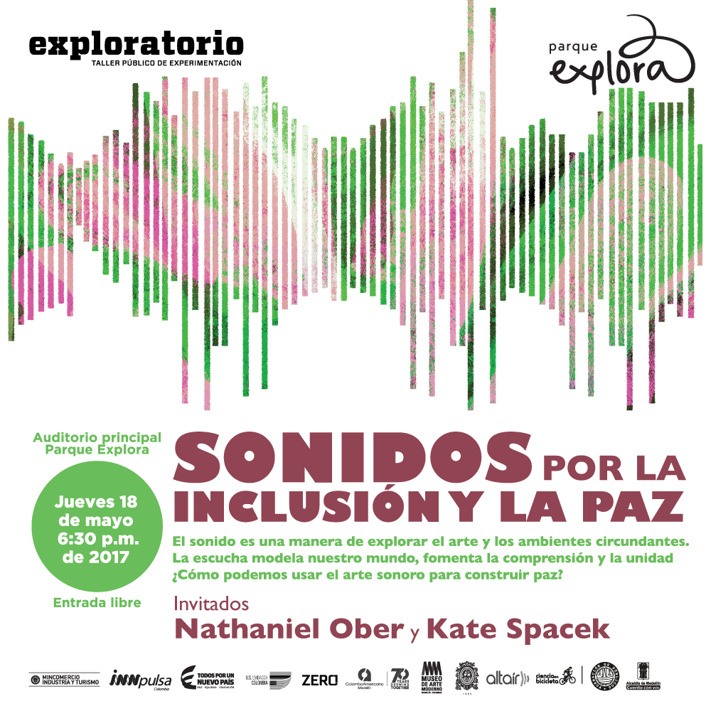 Speaker Series: Parque Explora