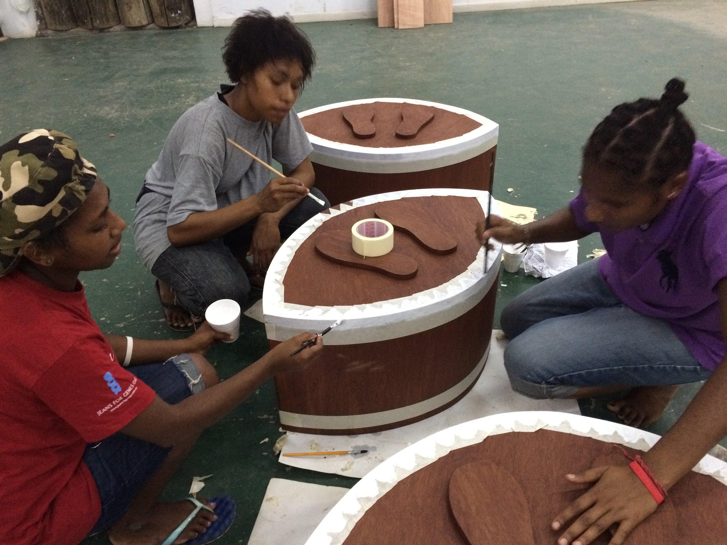 Arts Incubator: Papua New Guinea