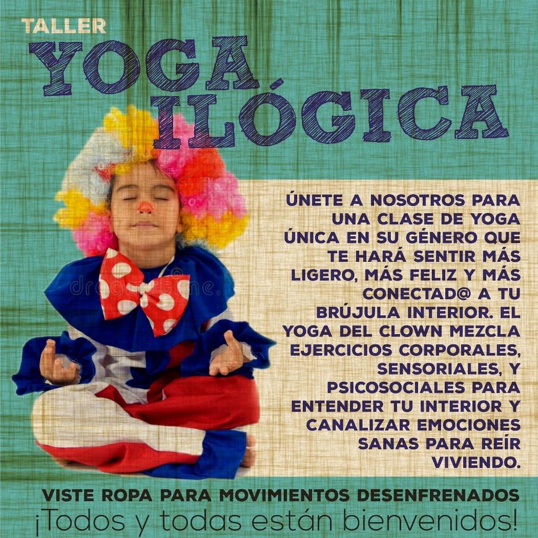 Yoga Ilógica (Illogical Yoga)