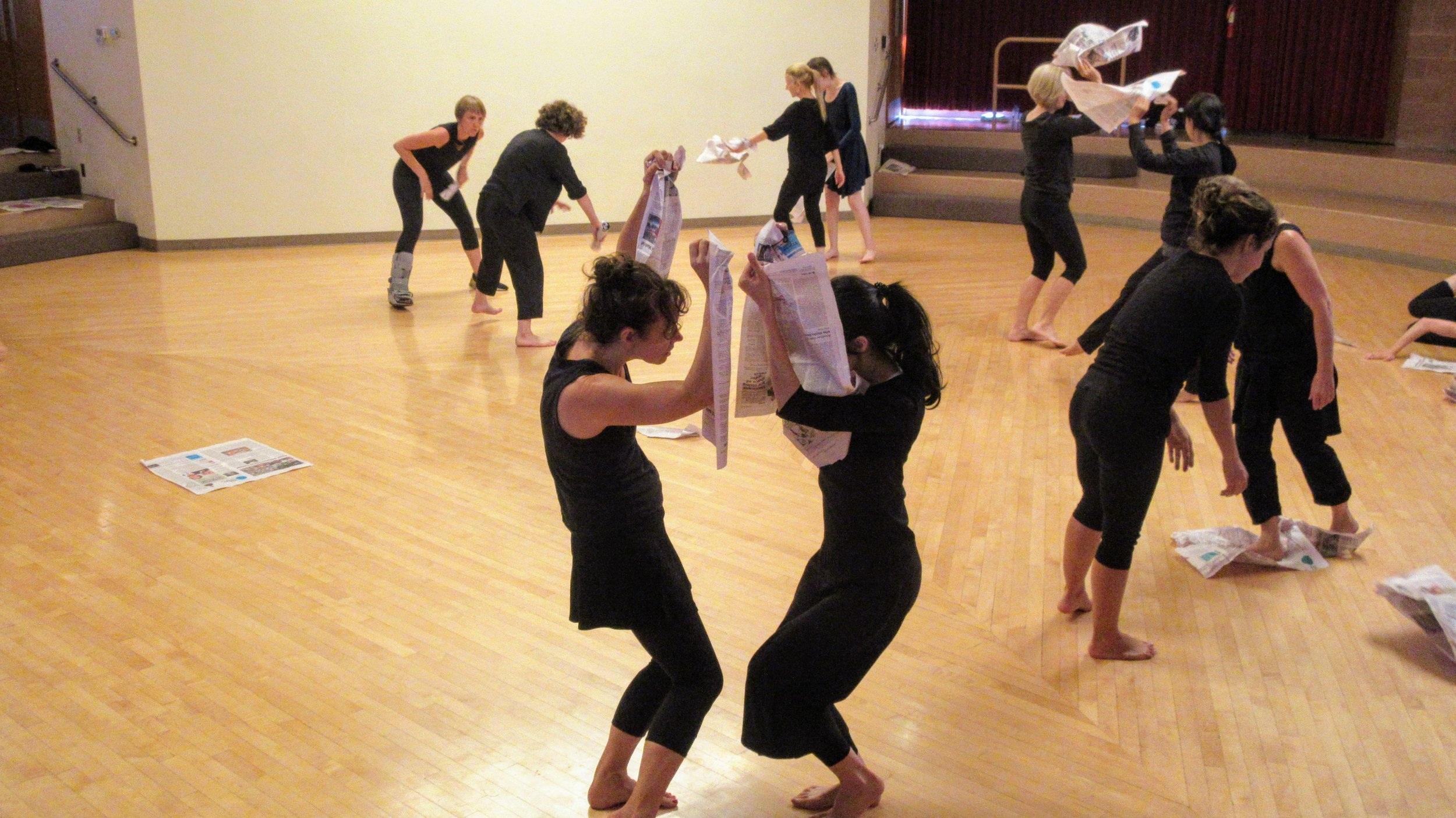 Creative Dance Teacher Training