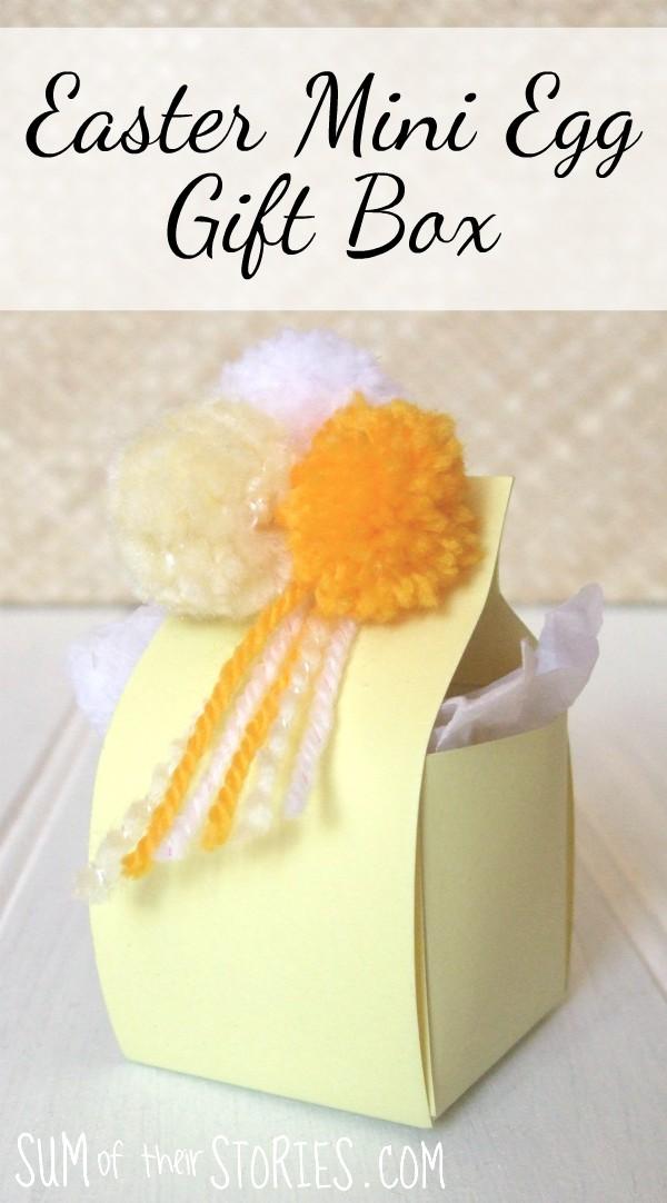 Easter Mini Egg Gift box