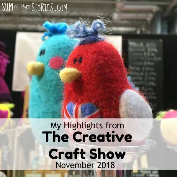 highlights from the creative craft show