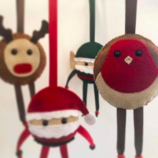 Fun felties from Amazing crafts