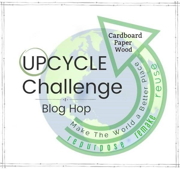Upcycle challenge Blog hop