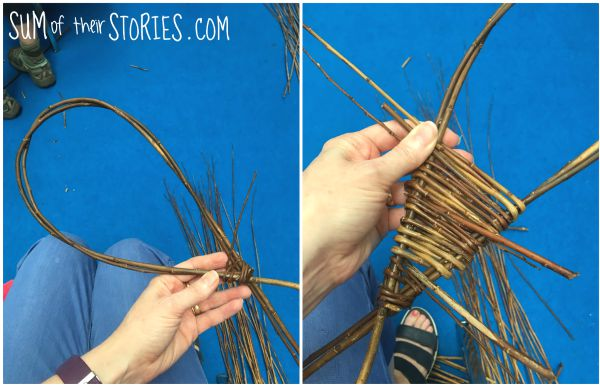 learning to weave willow