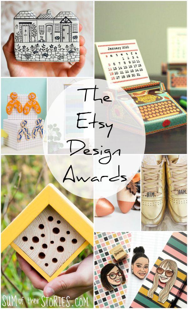 Etsy design awards 2019