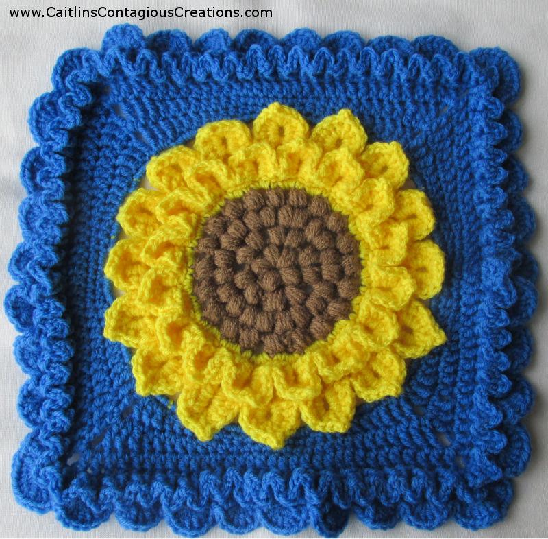 Sunflower-Square-Crocodile-Stitch-Crochet-Pattern-Tutorial-Pot-Holder-Hot-Pad-P2.jpg