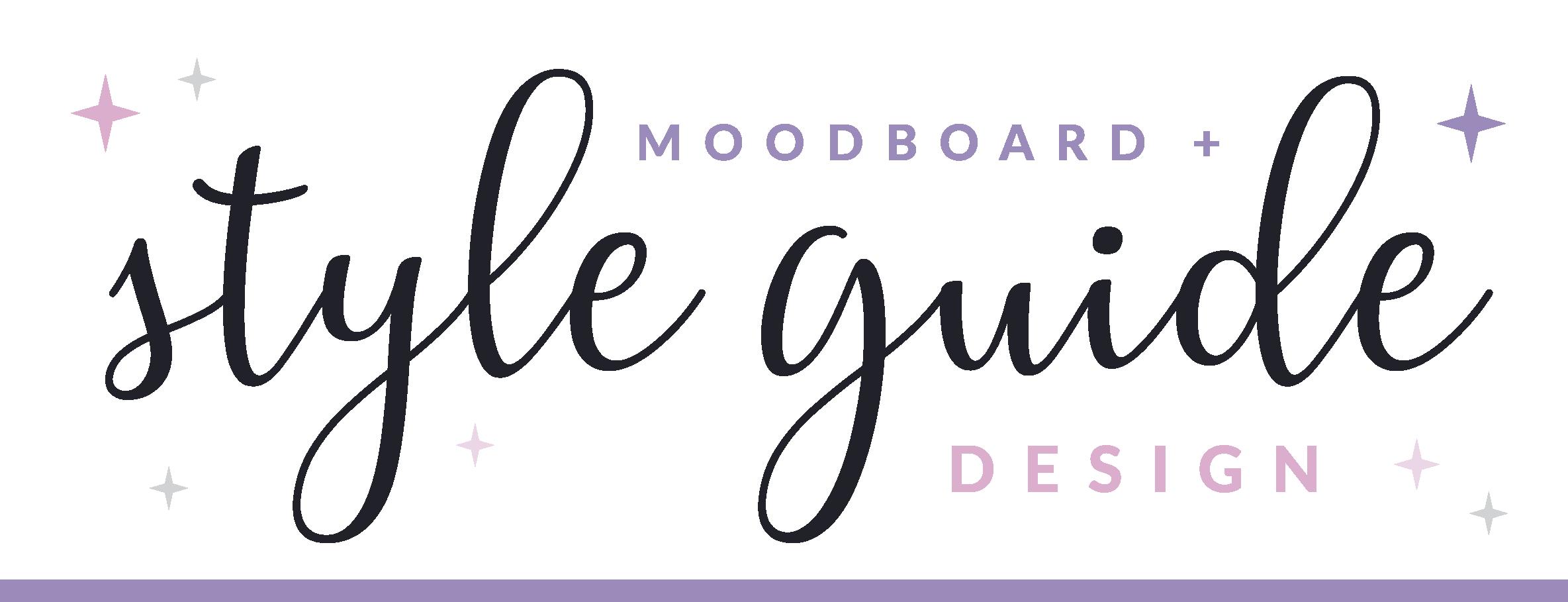 Style Guide Full Complete Branding