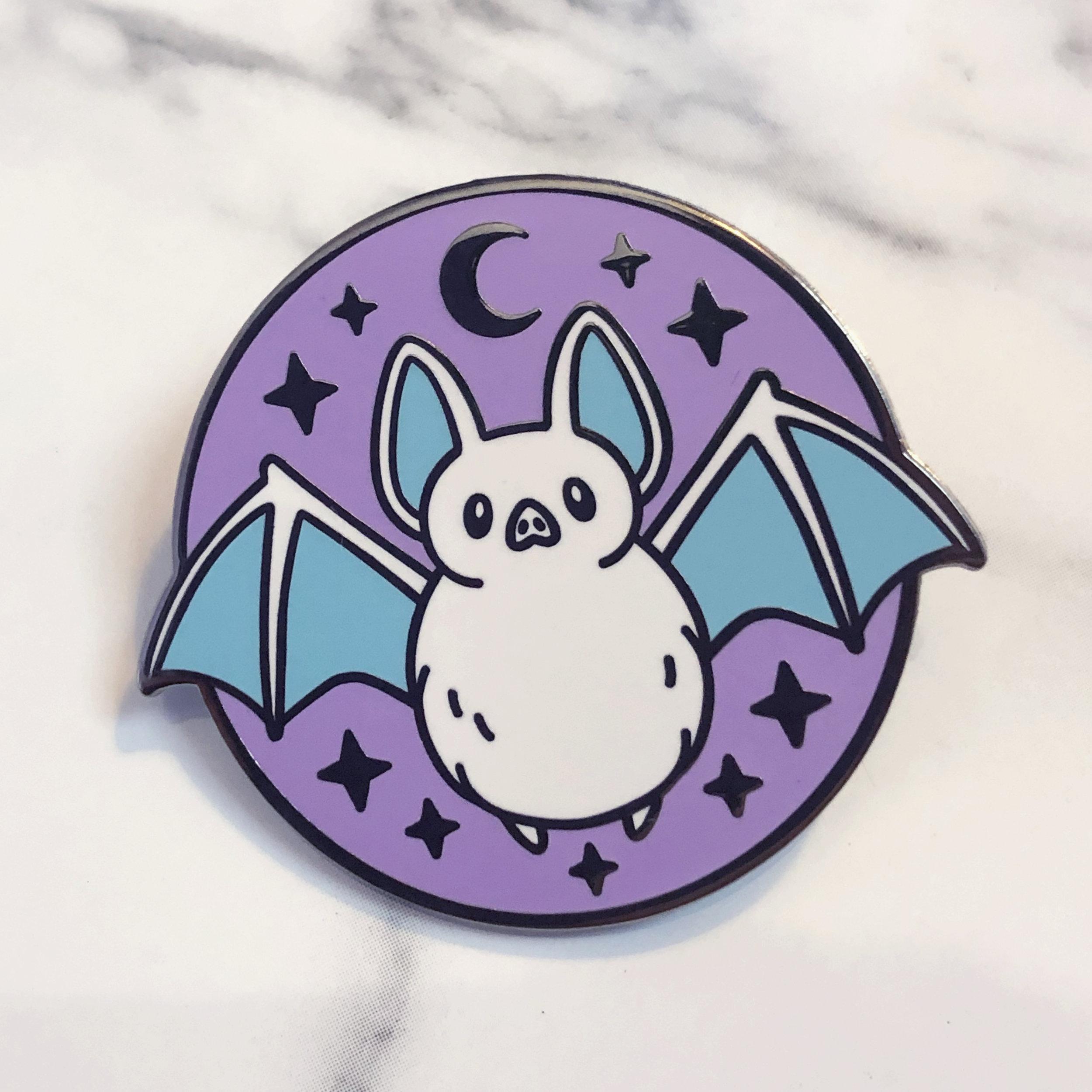Nikury Bat Pin