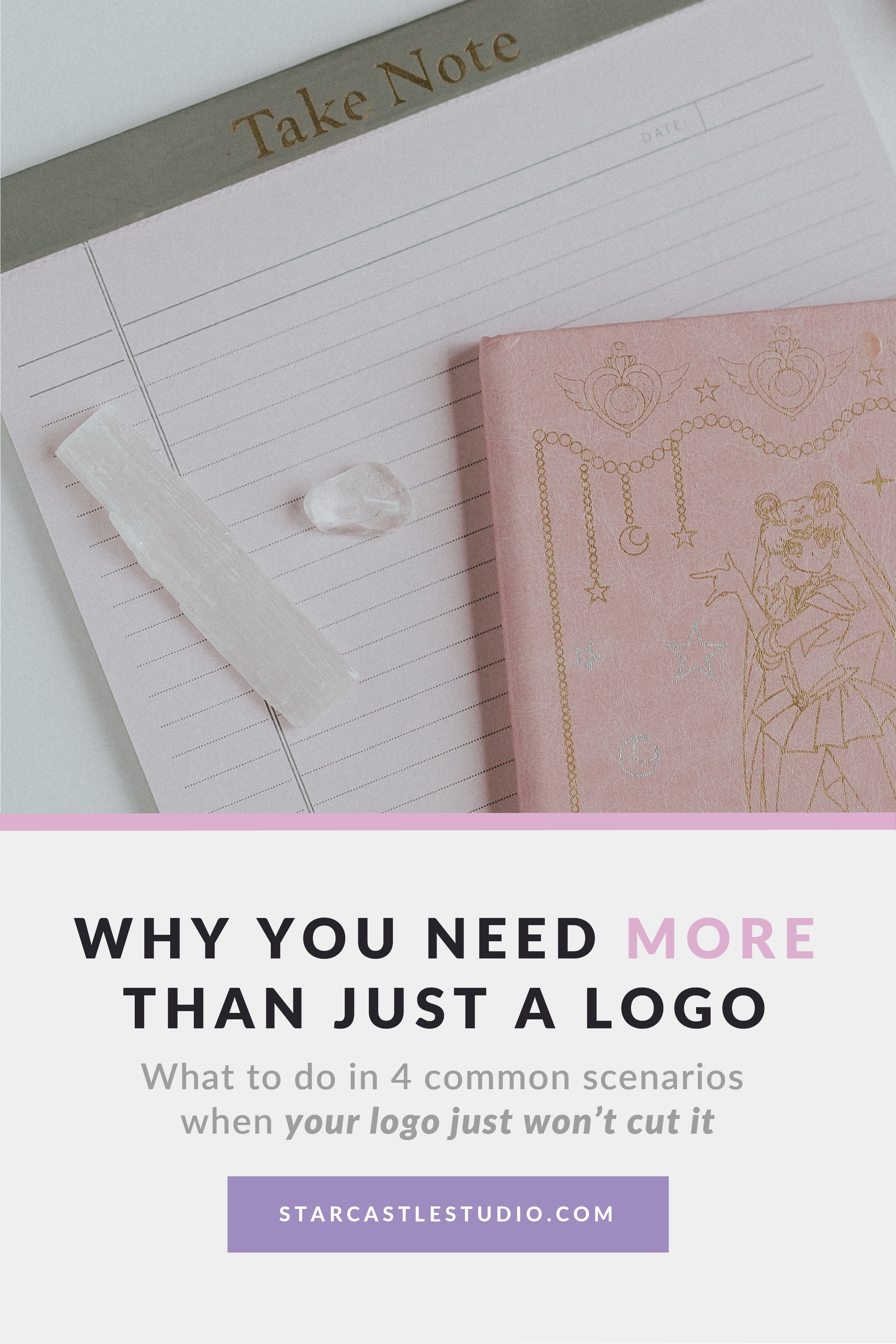Why you need more than a logo — business branding