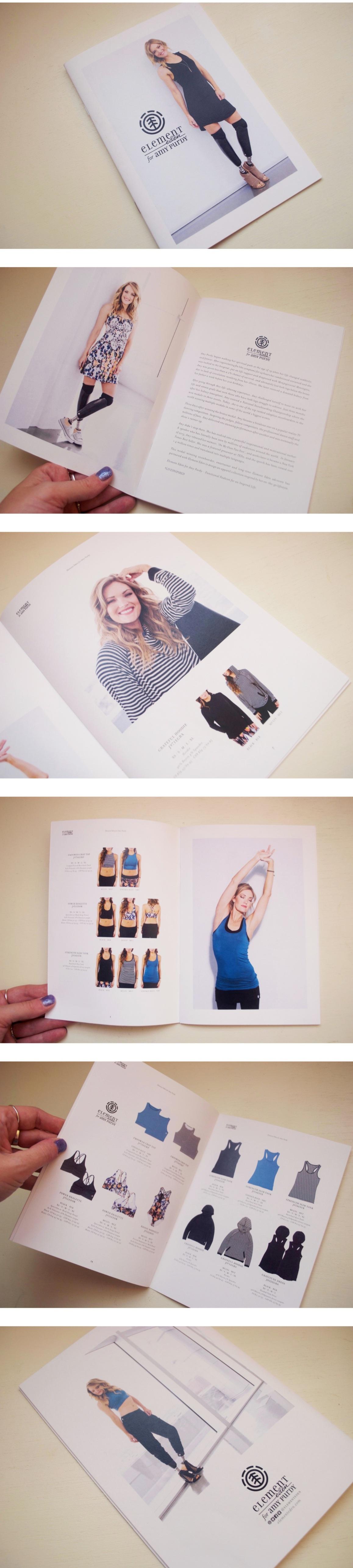 Catalog Design Exhibition Design