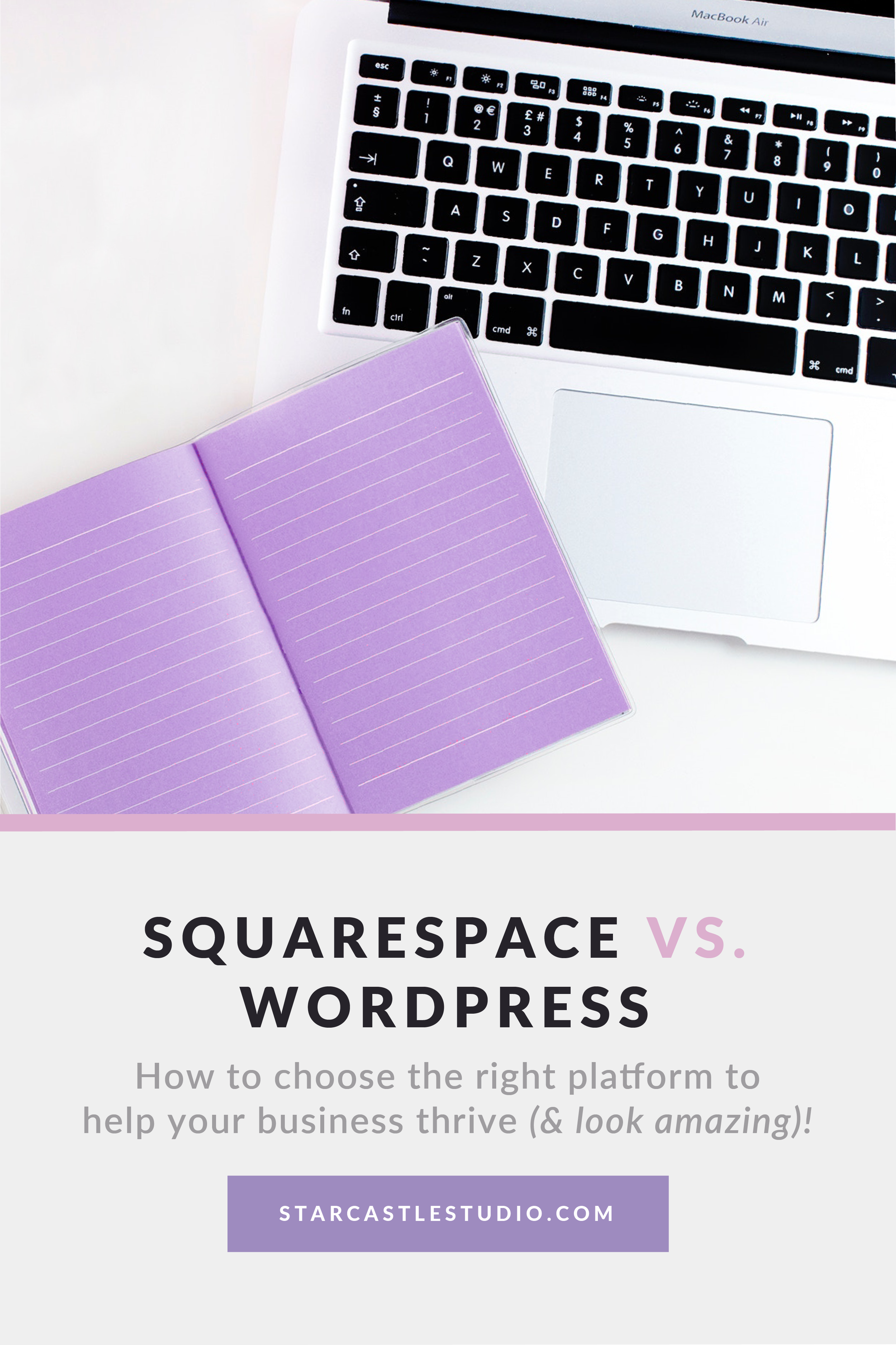 Squarespace vs. Wordpress which website platform is best for your business