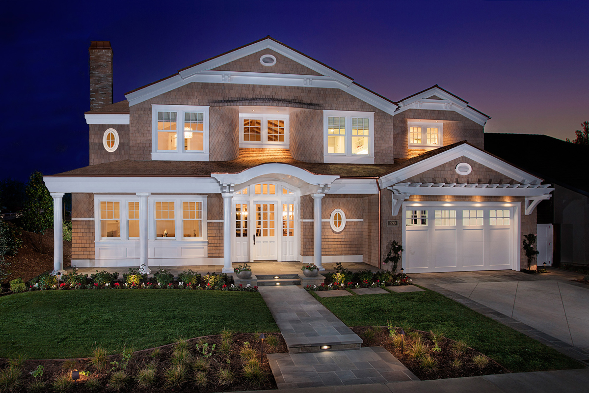 Hamptons Shingle Style Exterior by Oatman Architects